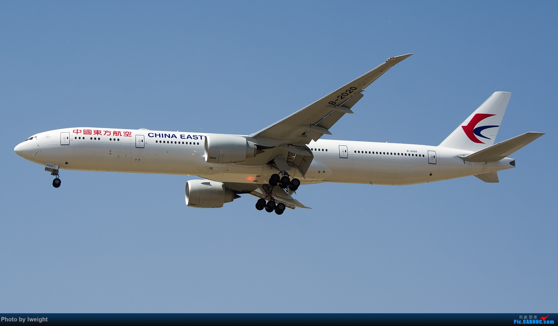 Re:[原创]2015年第一次在PEK拍北向南,其实是为Jimmy去的【2015-4-24】 BOEING 777-300ER B-2020 中国北京首都国际机场