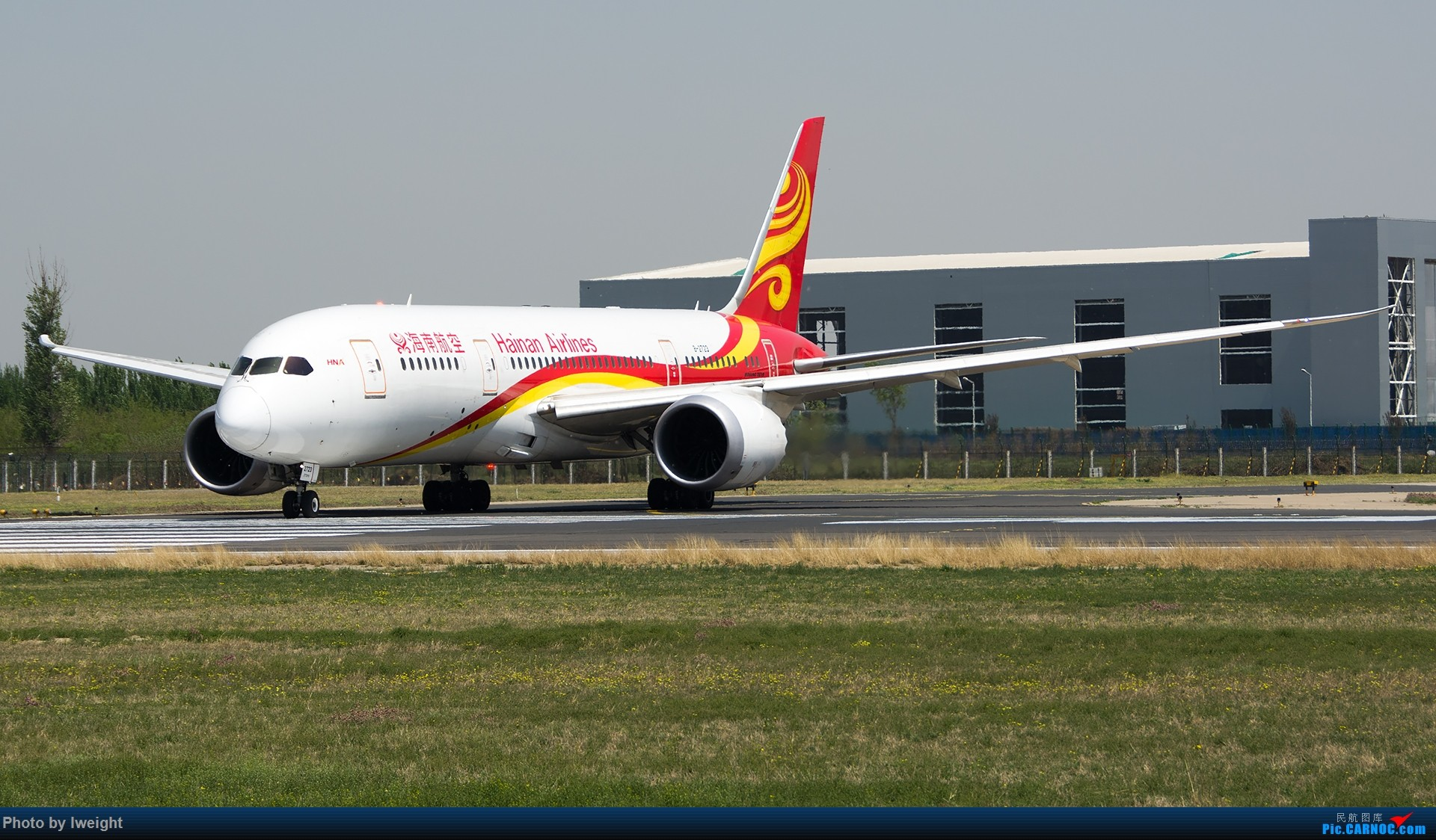 Re:[原创]2015年第一次在PEK拍北向南,其实是为Jimmy去的【2015-4-24】 BOEING 787-8 B-2723 中国北京首都国际机场