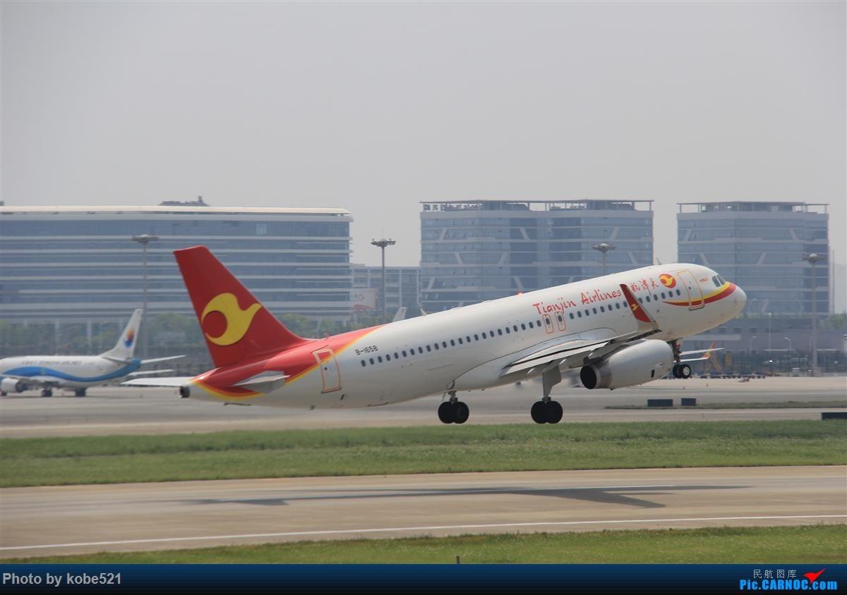 Re:[原创]冒个泡~~ AIRBUS A320-200 B-1658 中国杭州萧山国际机场