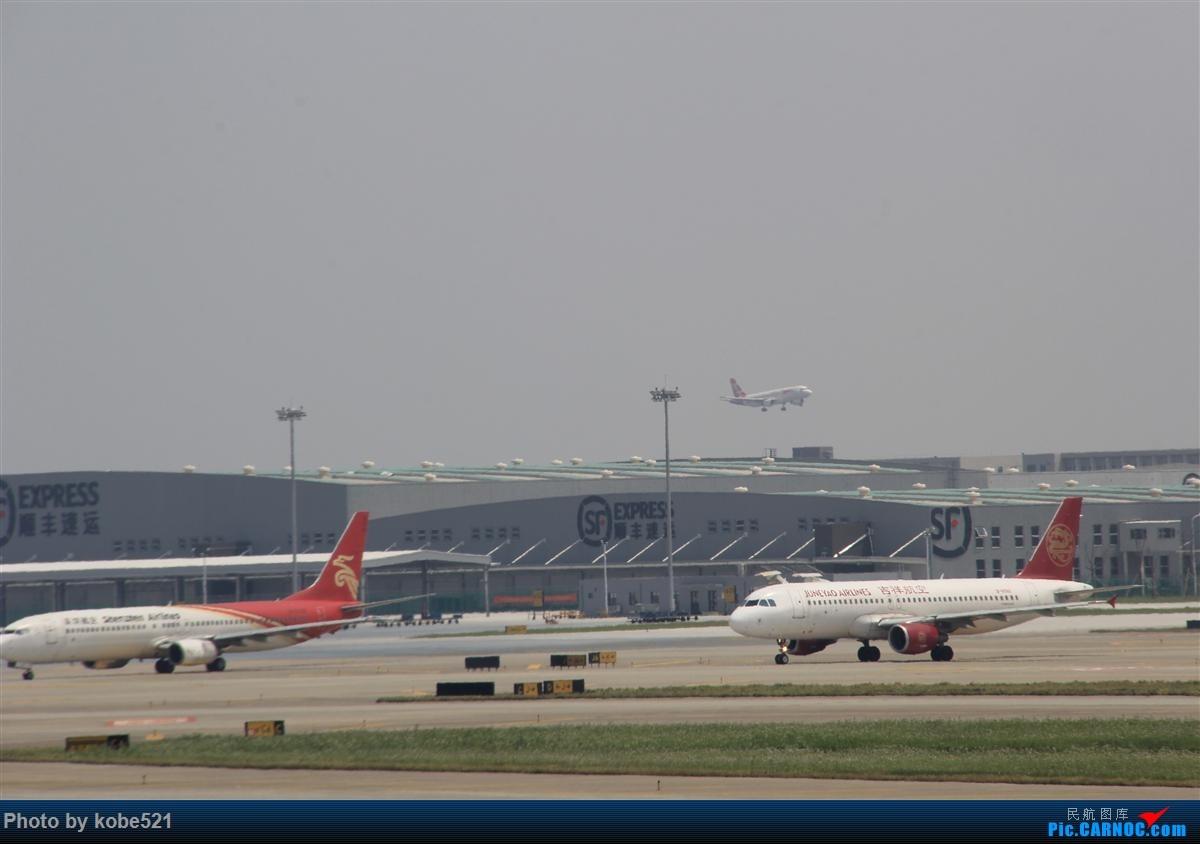 Re:[原创]冒个泡~~ A320  中国杭州萧山国际机场