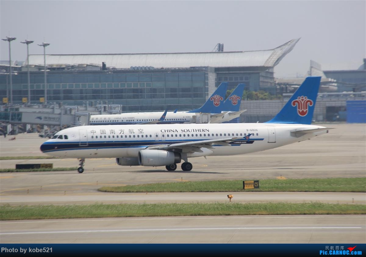 Re:[原创]冒个泡~~ AIRBUS A320-200 B-6826 中国杭州萧山国际机场