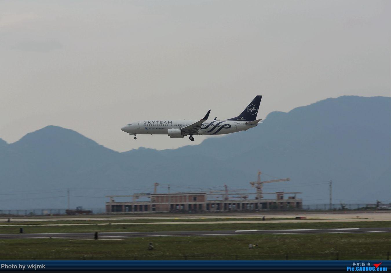 [原创]CKG拍机 BOEING 737-800 B-5302 中国重庆江北国际机场