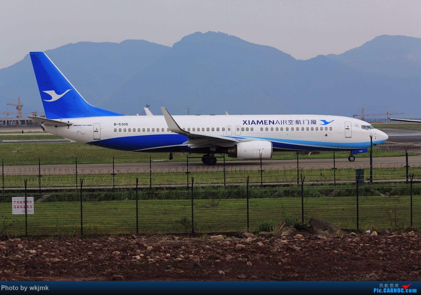 Re:[原创]CKG拍机 BOEING 737-800 B-5305 中国重庆江北国际机场