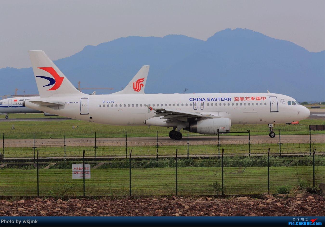 Re:[原创]CKG拍机 AIRBUS A320-200 B-6376 中国重庆江北国际机场