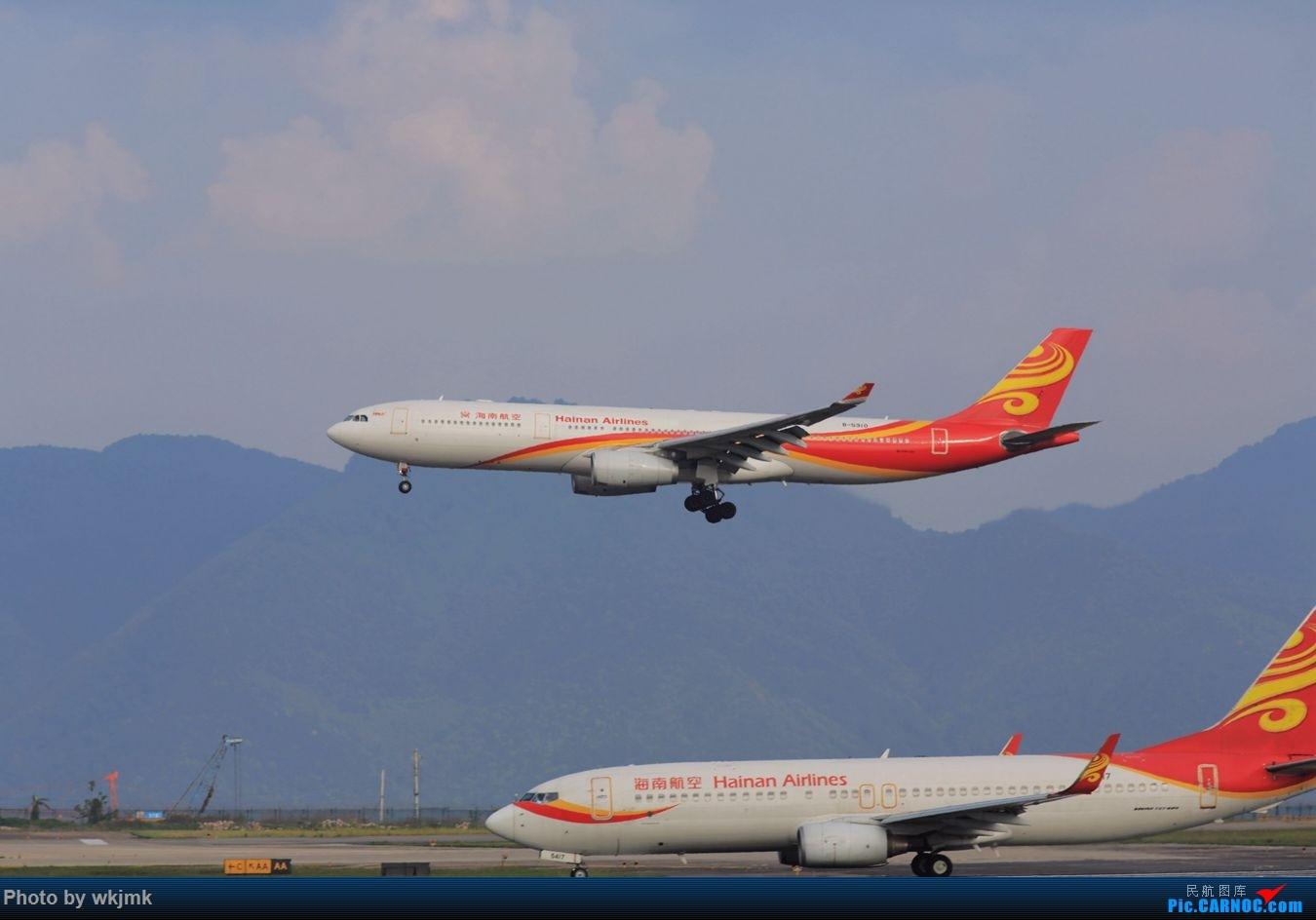 Re:[原创]CKG拍机 AIRBUS A330-300 B-5910 中国重庆江北国际机场