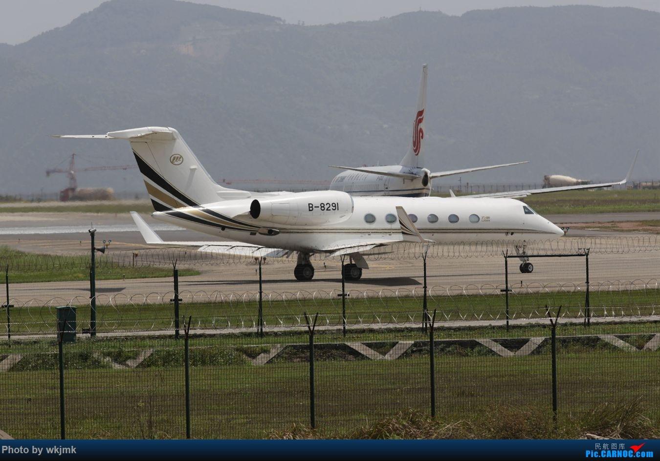 Re:[原创]CKG拍机 GULFSTREAM G450 B-8291 中国重庆江北国际机场