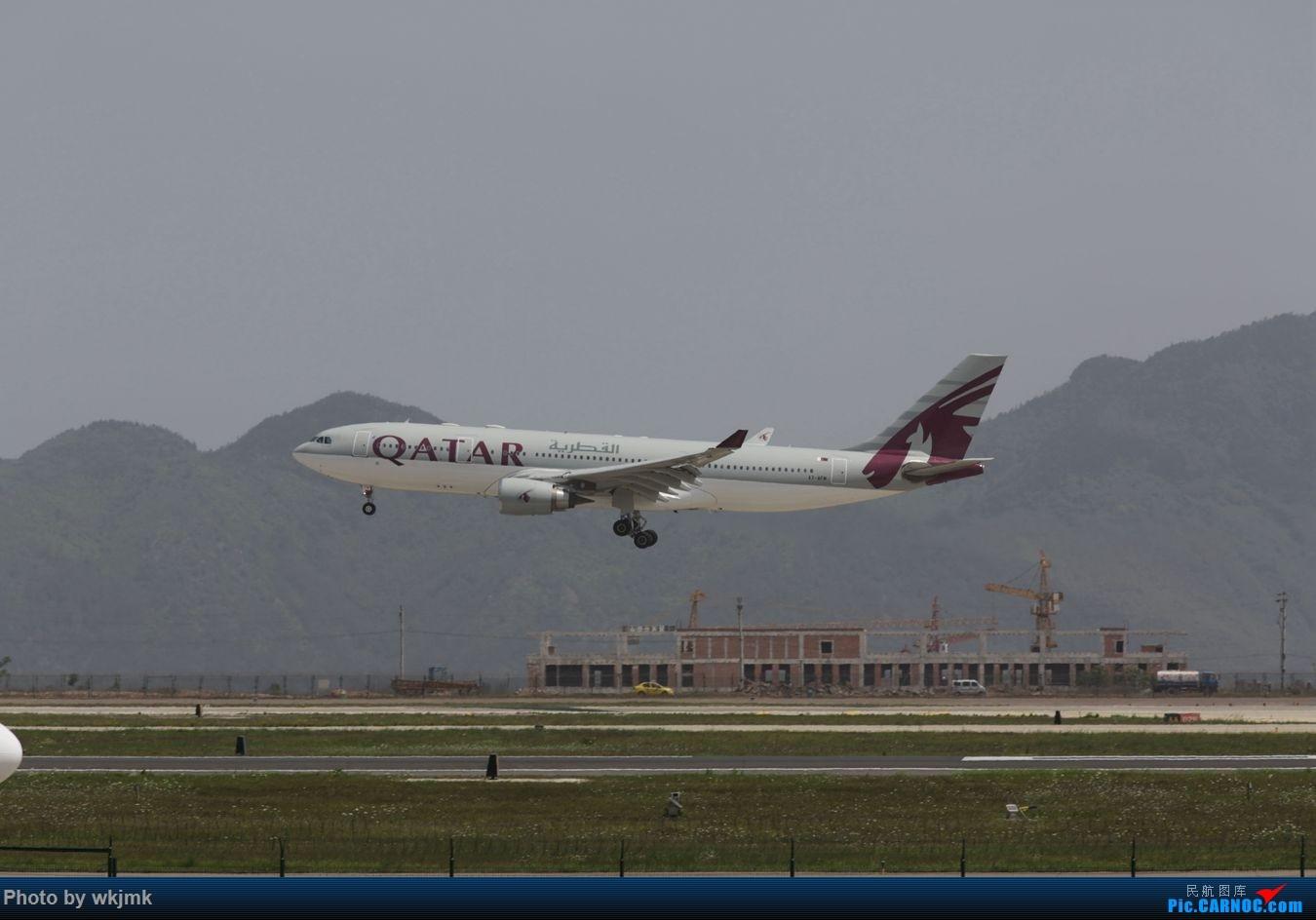 Re:[原创]CKG拍机 AIRBUS A330 A7-AFM 中国重庆江北国际机场