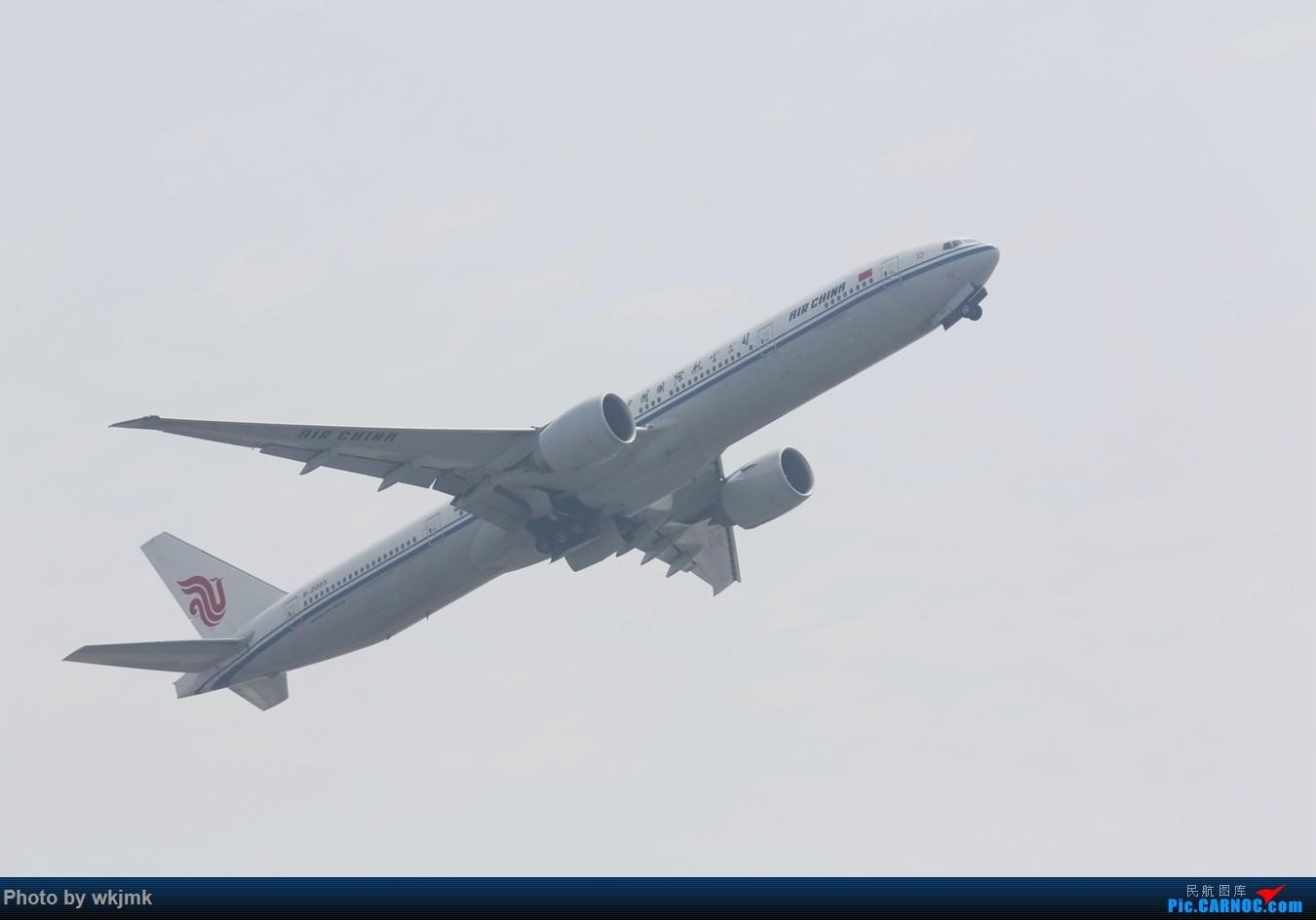Re:[原创]CKG拍机 BOEING 777-300ER B-2085 中国重庆江北国际机场