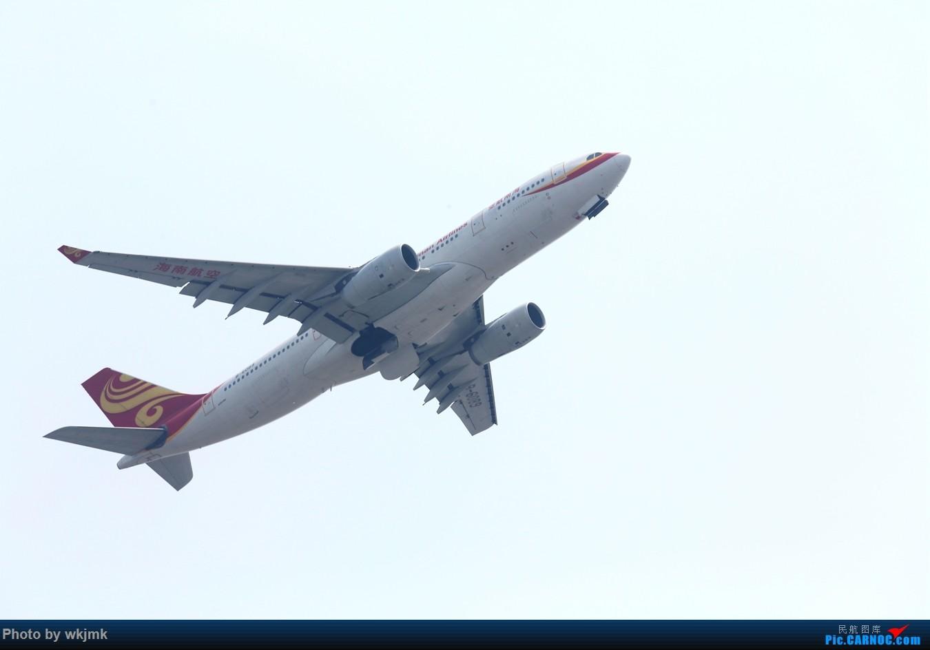 Re:[原创]CKG拍机 AIRBUS A330-200 B-6089 中国重庆江北国际机场