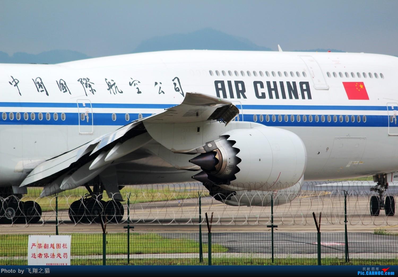 Re:[原创]CKG拍机(五一劳做在机场迎接国航747-8首航重庆,中货东航747也来助阵) BOEING 747-800 B-2486 重庆江北国际机场
