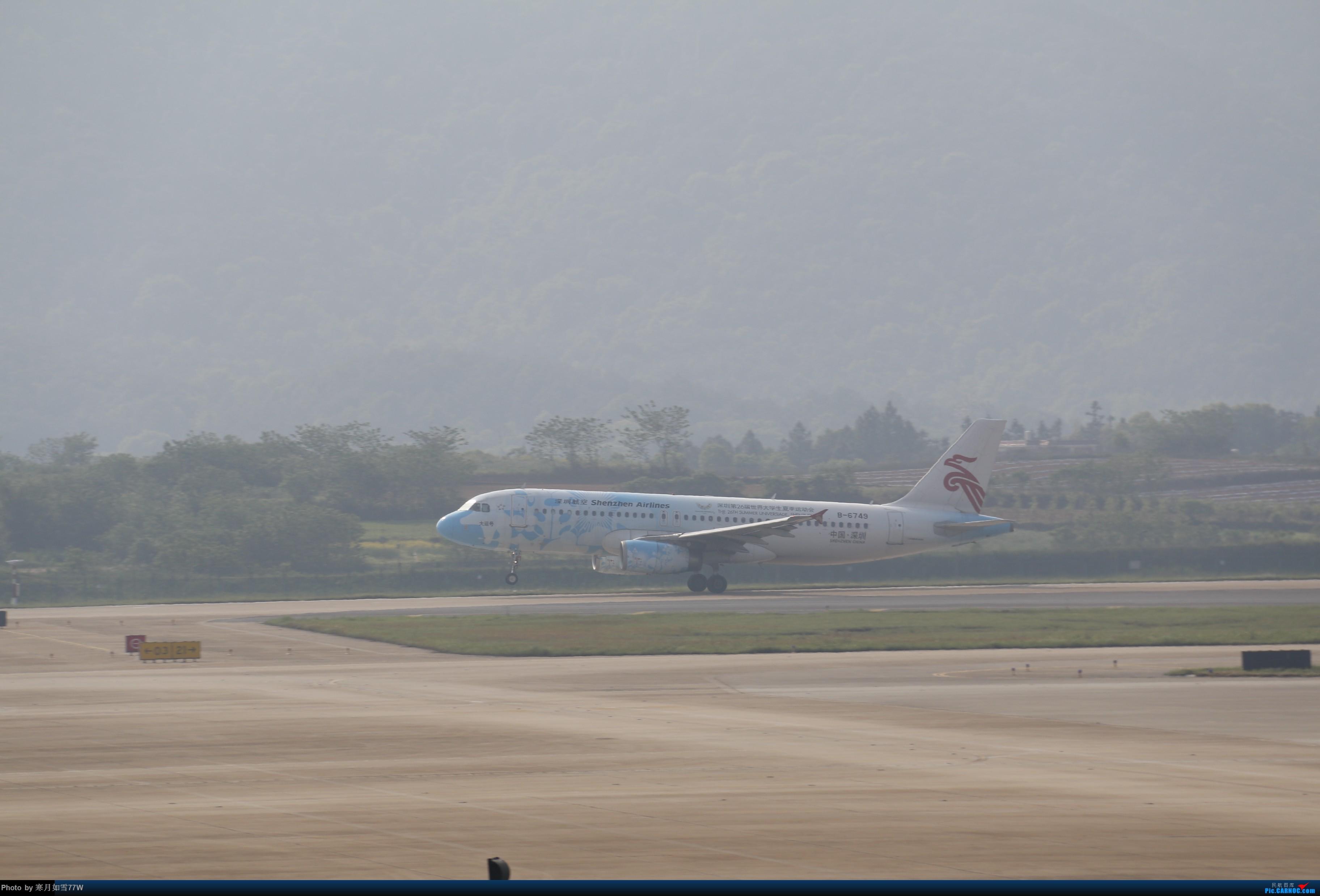Re:[原创][KHN]昌北拍机 南航321起飞一张 AIRBUS A320-200 B-6749 中国南昌昌北国际机场