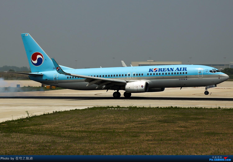 Re:[原创]华夏CR9 深航大运 棒航738外加鲁夫343 各种擦烟 BOEING 737-800 HL-7566 中国南京禄口国际机场