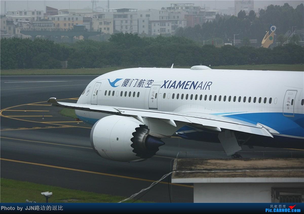 Re:[原创]5.1厦门溜一趟,捞了不少好东西,天气有够烂!(小飞机小飞机) BOEING 787-8 B-2761 中国厦门高崎国际机场