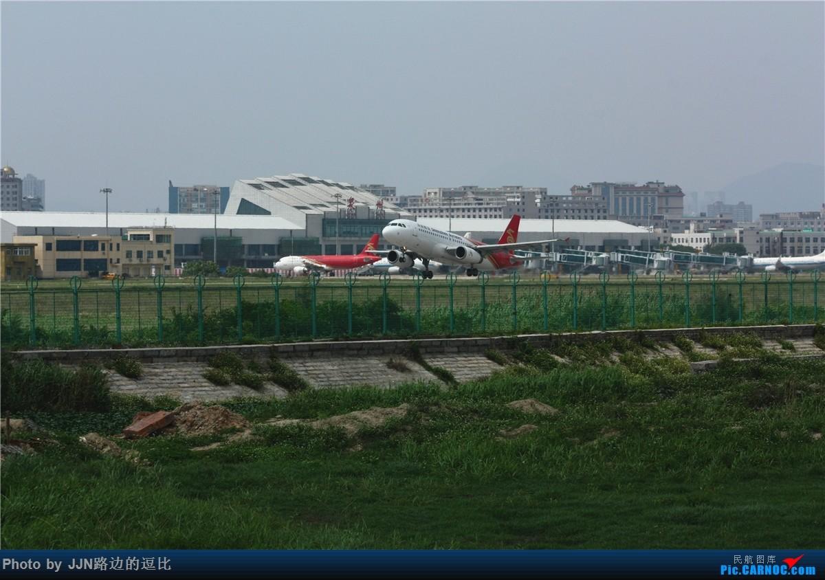 Re:[原创]【泉州飞友会】今日JJN,地热严重!(无好货,就是宣传宣传泉州) AIRBUS A320-200 B-6692 中国泉州晋江国际机场