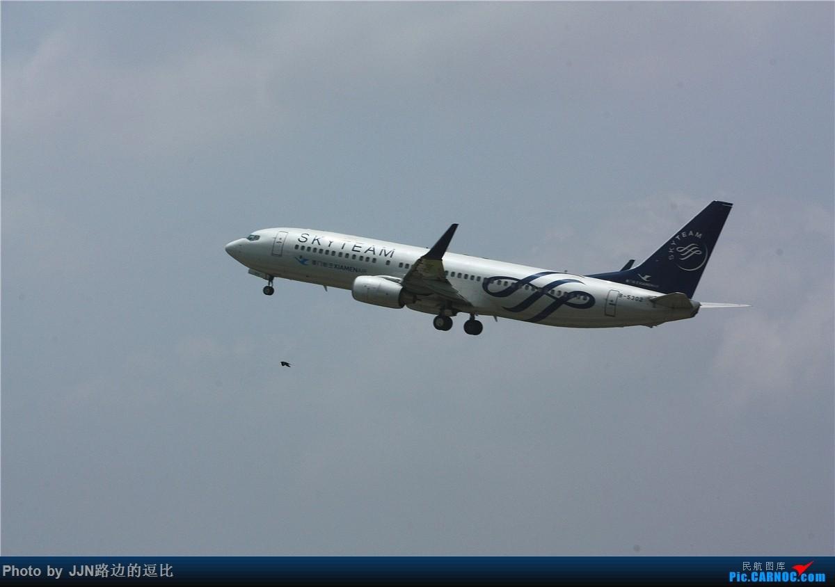 Re:[原创]【泉州飞友会】今日JJN,地热严重!(无好货,就是宣传宣传泉州) BOEING 737-800 B-5302 中国泉州晋江国际机场