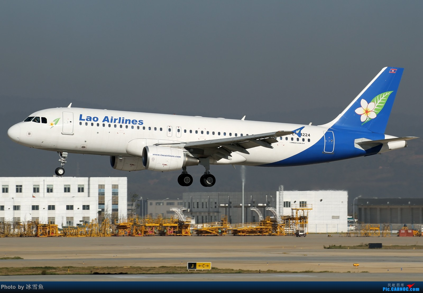 "Re:[原创]【BLDDQ-昆明飞友会】""五四"",来看看早上8、9点钟的光线,世界终究是你们的! AIRBUS A321-200 RDPL-34224 中国昆明长水国际机场"