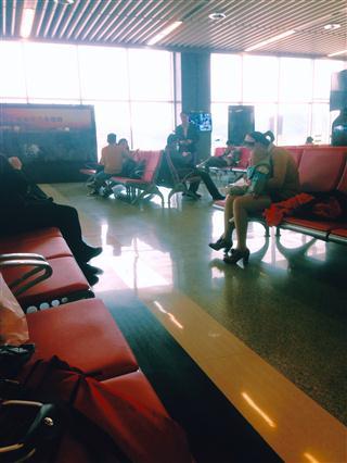 Re:【往返】菜鸟飞友的五一 华夏带我回家 见到了二哥7700
