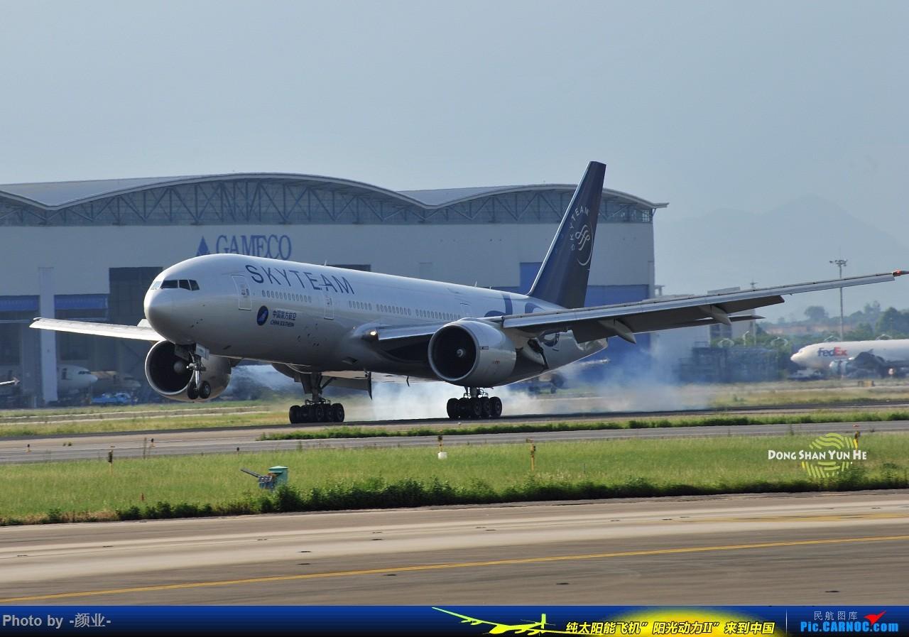 Re:[原创]ZGGG(广州CAN)的波音777系列-继续更新 BOEING 777-200 B-2056 中国广州白云国际机场