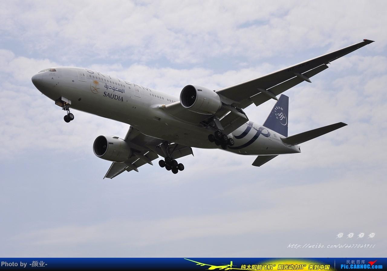 Re:[原创]ZGGG(广州CAN)的波音777系列-继续更新 BOEING 777-200ER HZ-AKA 中国广州白云国际机场