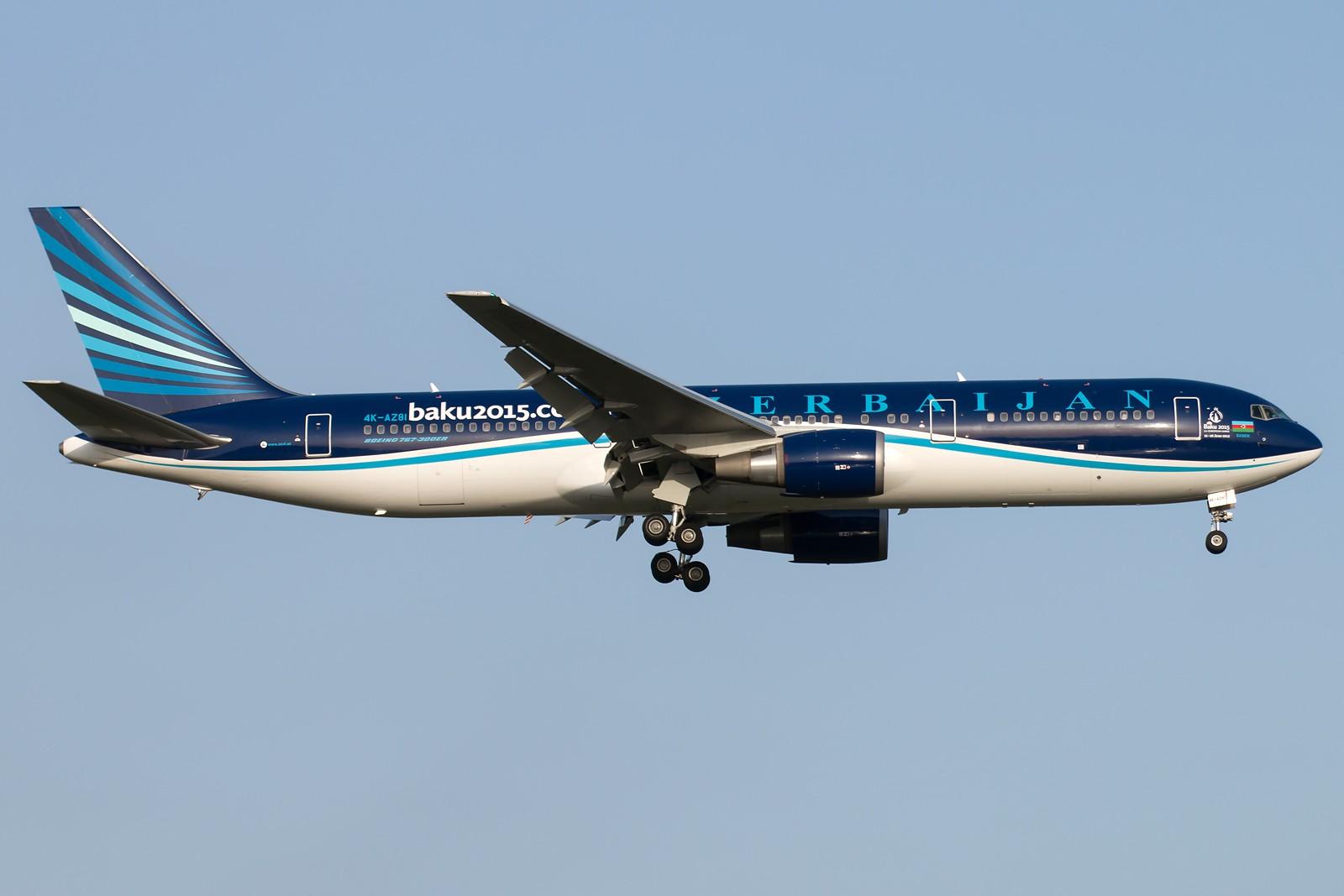 Re:[原创]晨练的季节到了 1600*1067 [8pics] BOEING 767-32L/ER 4K-AZ81 中国北京首都国际机场