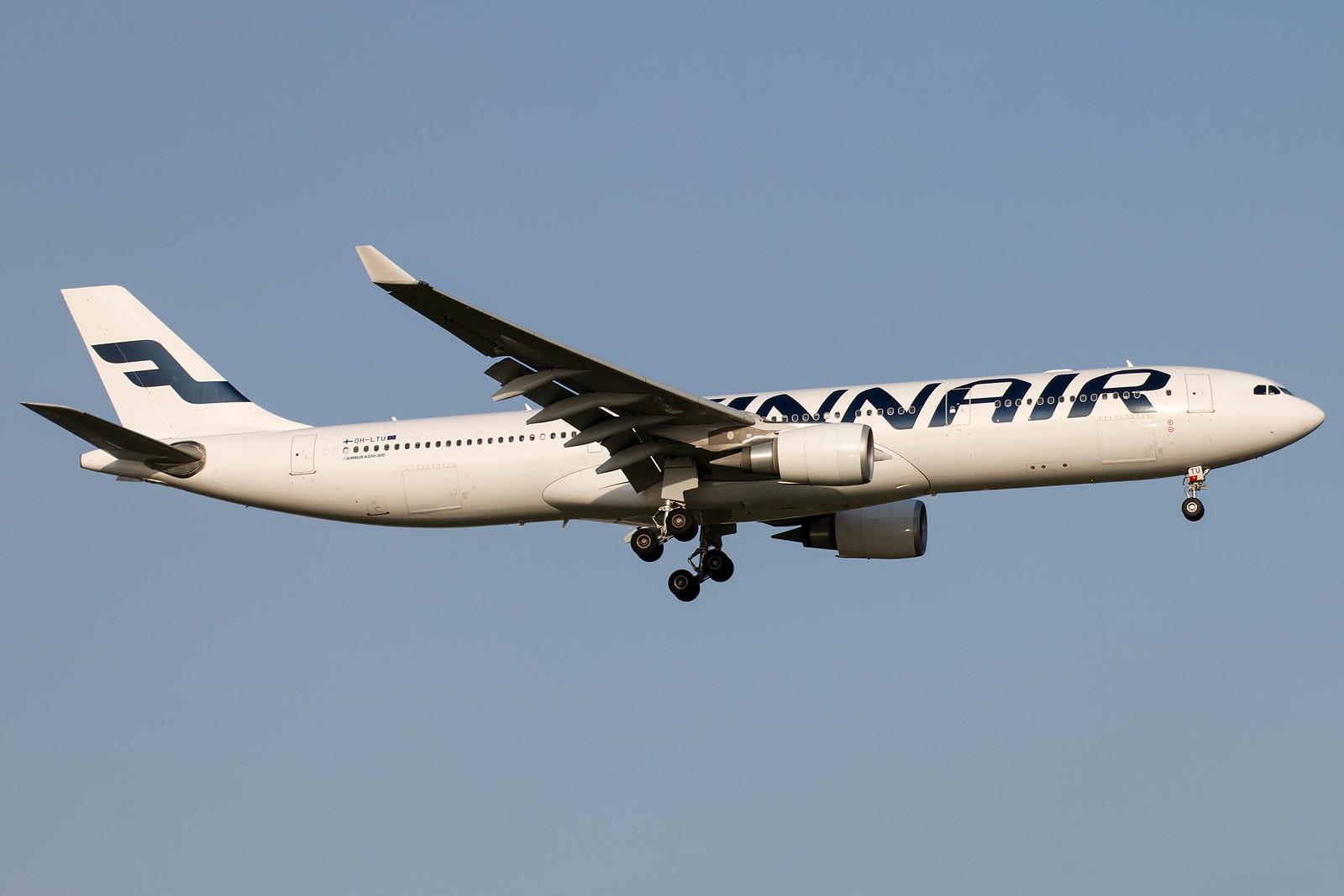 Re:[原创]晨练的季节到了 1600*1067 [8pics] AIRBUS A330-302 OH-LTU 中国北京首都国际机场