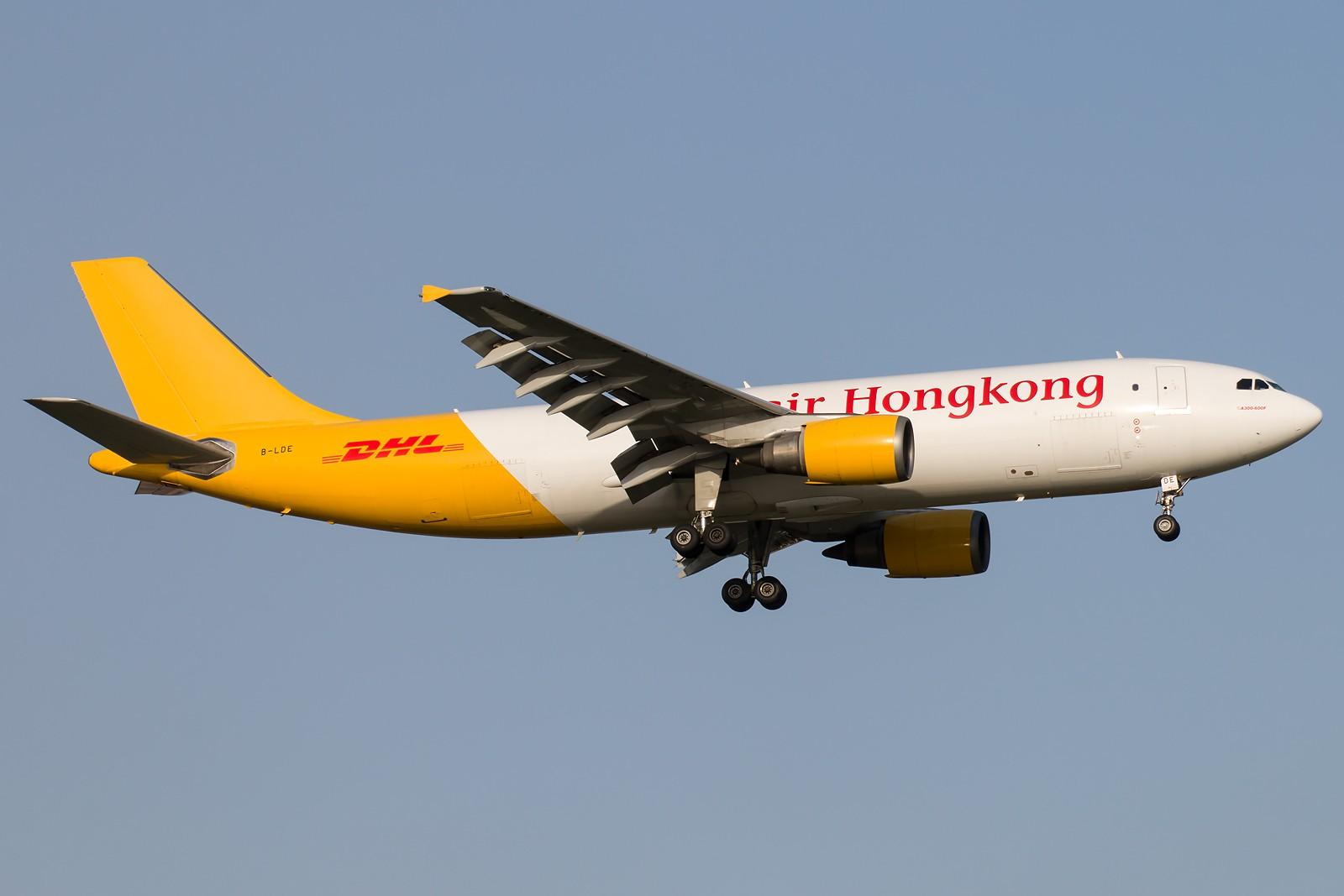 Re:[原创]晨练的季节到了 1600*1067 [8pics] AIRBUS A300F4-605R B-LDE 中国北京首都国际机场