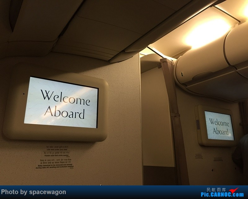 Re:[原创]十天南印度果阿孟买婚礼之旅九种交通工具全纪录 AIRBUS A330-200