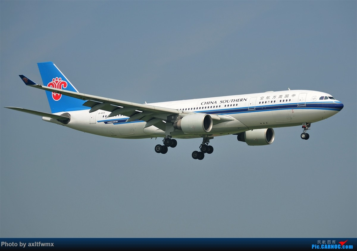 Re:[原创]找回那曾经的热情,时隔两年,再次拍机 AIRBUS A330-200 B-6515 中国武汉天河国际机场