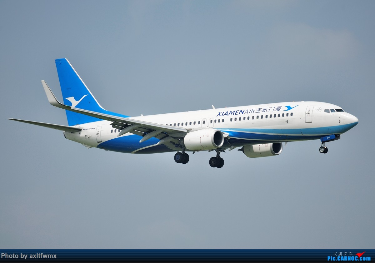 Re:[原创]找回那曾经的热情,时隔两年,再次拍机 BOEING 737-800 B-5845 中国武汉天河国际机场