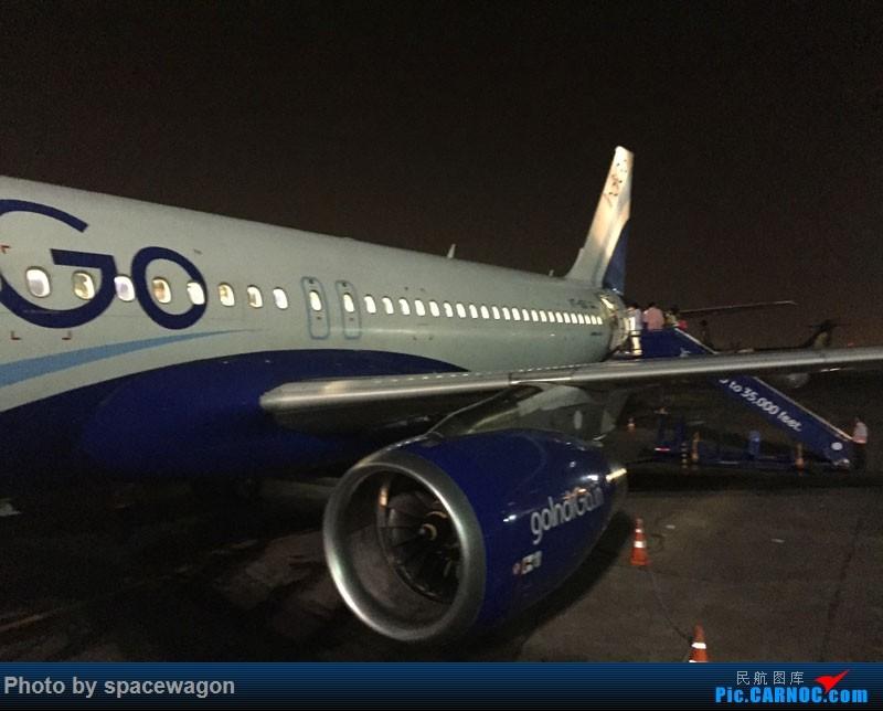 Re:[原创]{瓦罐出品}十天南印度果阿孟买婚礼之旅九种交通工具全纪录 AIRBUS A320-200  BOM