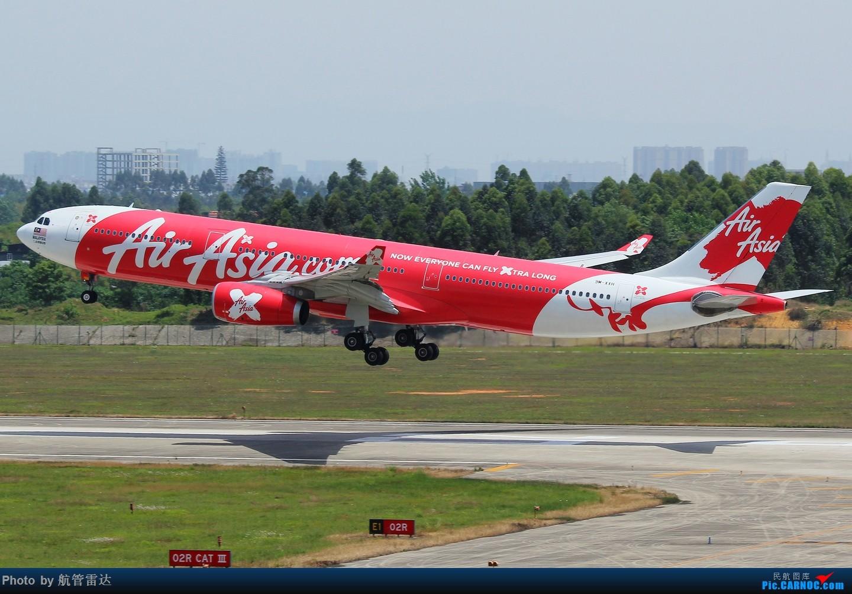 Re:五一小长假交作业(遇支援尼泊尔的空军IL-76) AIRBUS A330-300 9M-XXH 中国成都双流国际机场