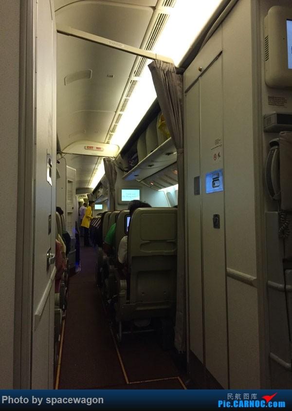 Re:[原创]{瓦罐出品}十天南印度果阿孟买婚礼之旅九种交通工具全纪录 BOEING 777-300ER