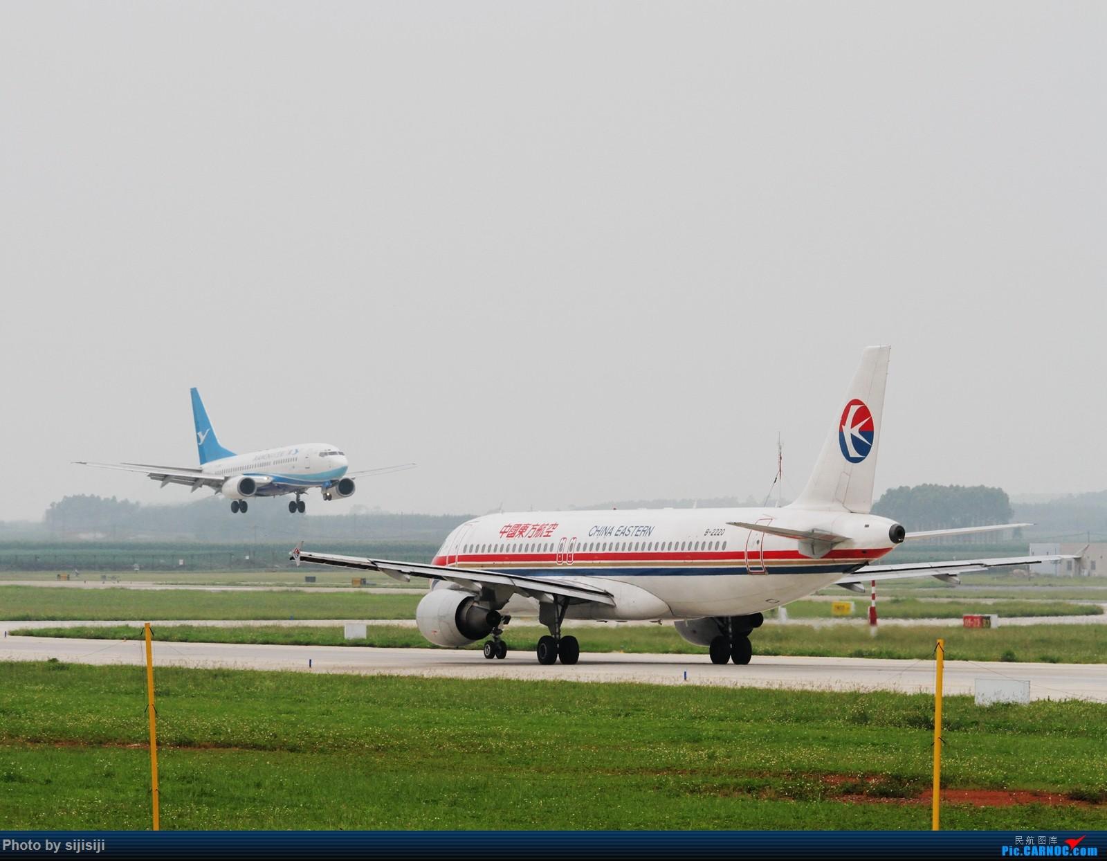 Re:[原创]【NNG飞友】屌丝村口迎来金凤凰,国航332飞抵NNG BOEING 737-700 B-2992 中国南宁吴圩国际机场