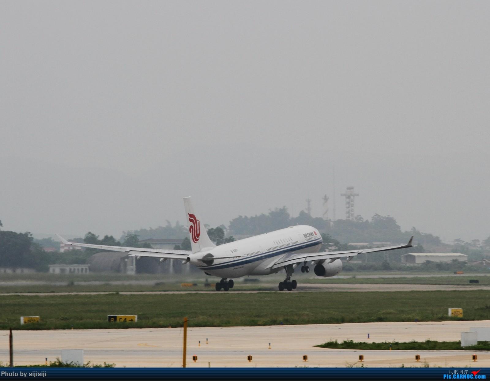 Re:[原创]【NNG飞友】屌丝村口迎来金凤凰,国航332飞抵NNG AIRBUS A330-200 B-5925 中国南宁吴圩国际机场