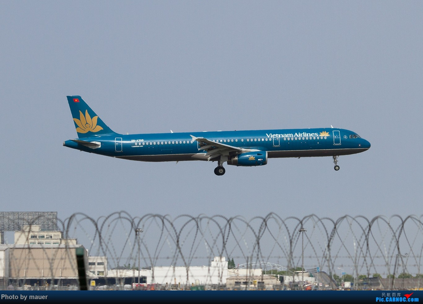 Re:[原创]【福州飞友会】第一次PVG拍机 满足! AIRBUS A321 VN-A399 PVG