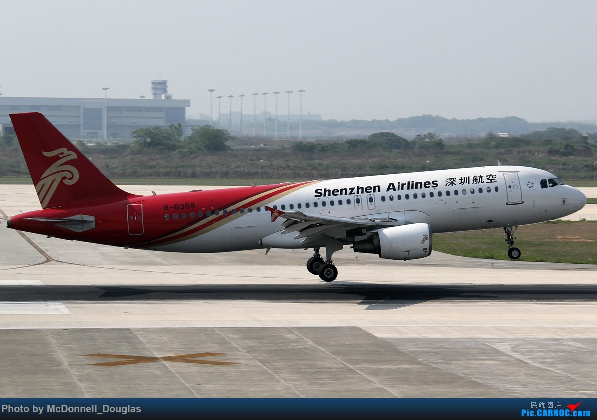 Re:[原创]【上海飞友会】2015.05.01劳动节拍机计划打MD-90偶遇MD-83和三架小190~ AIRBUS A320-214 B-6359 中国南京禄口国际机场