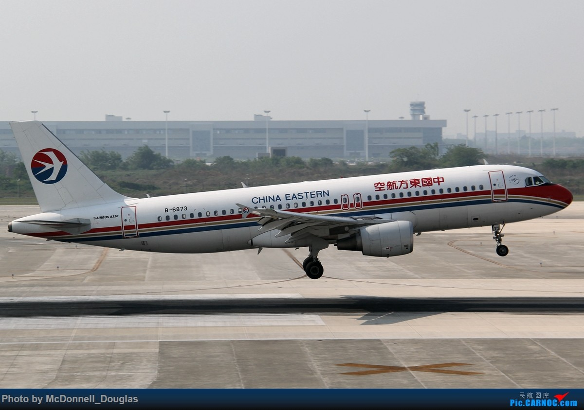 Re:[原创]【上海飞友会】2015.05.01劳动节拍机计划打MD-90偶遇MD-83和三架小190~ AIRBUS A320-214 B-6873 中国南京禄口国际机场
