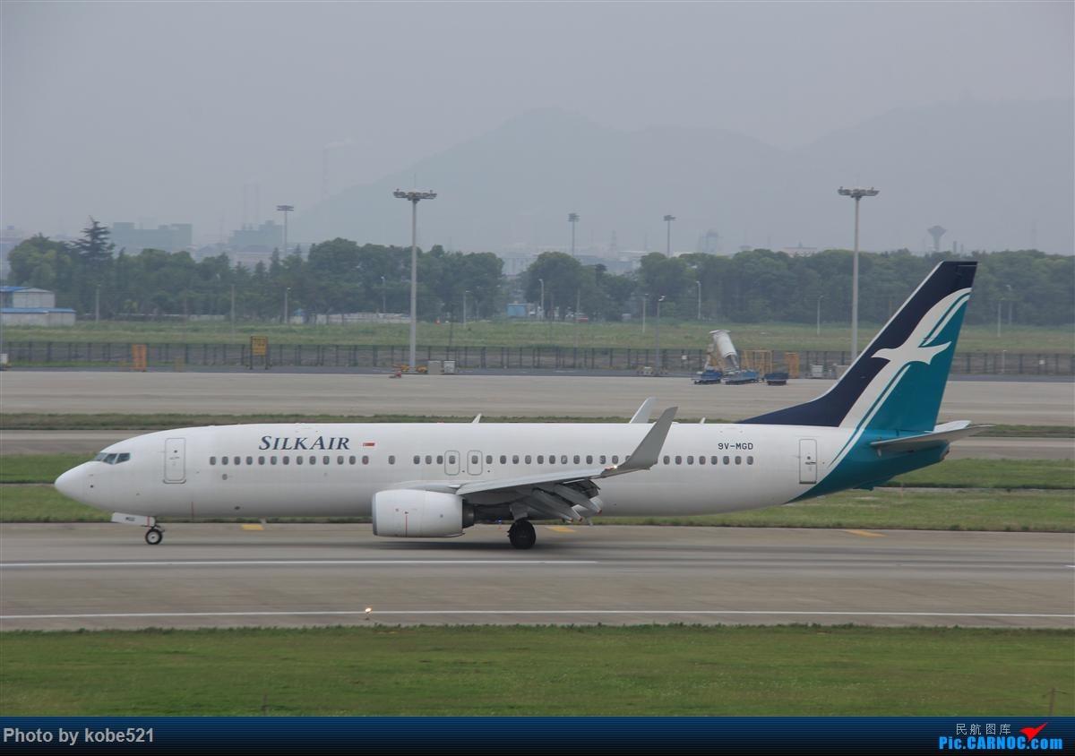 Re:[原创]烂天来好货~~ B738 9V-MGD 中国杭州萧山国际机场