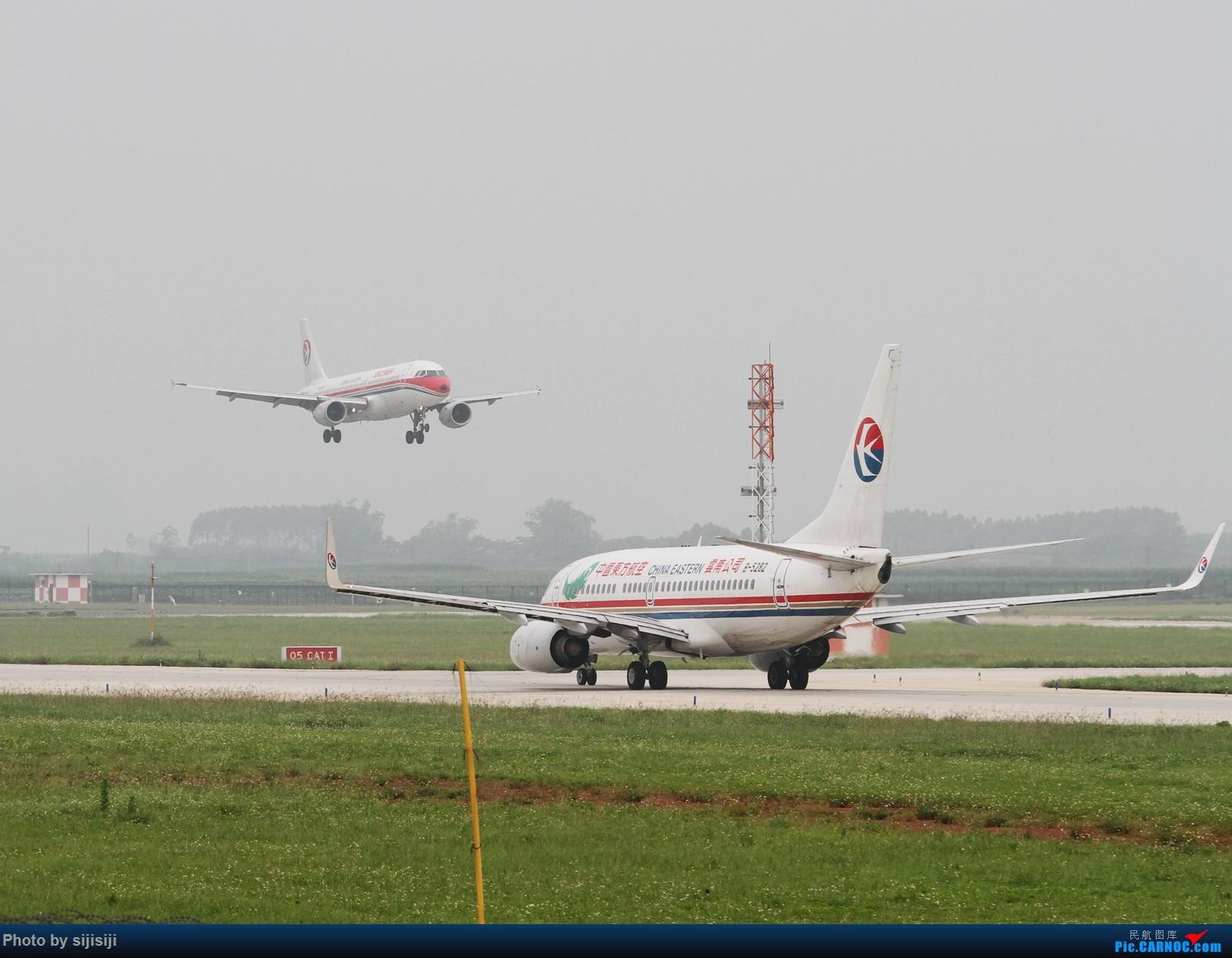 Re:[原创]【NNG飞友】屌丝村口迎来金凤凰,国航332飞抵NNG AIRBUS A320-200 B-2220 中国南宁吴圩国际机场