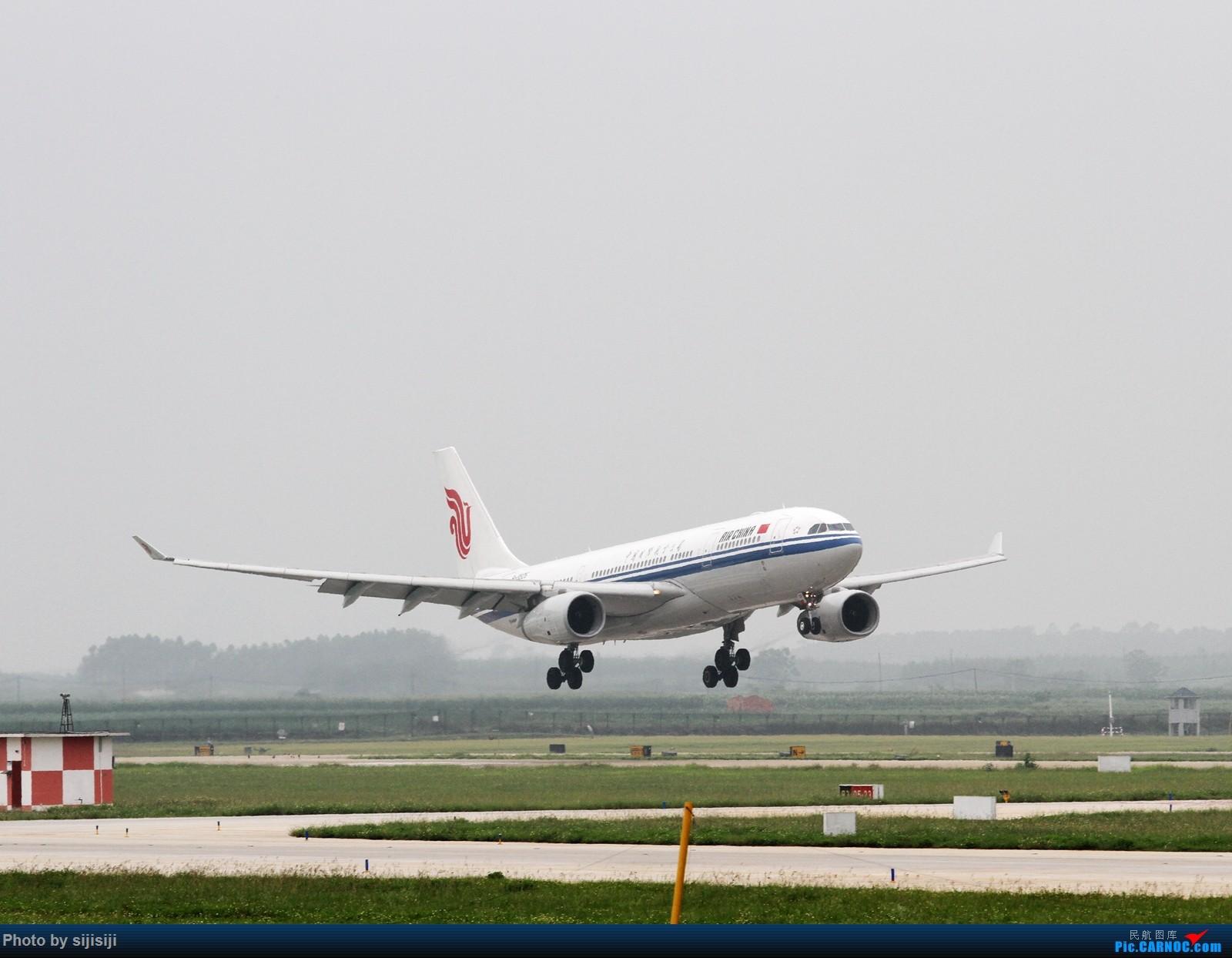 Re:[原创]【NNG飞友】屌丝村口迎来金凤凰,国航332飞抵NNG AIRBUS A330-200 B-5925 NNG