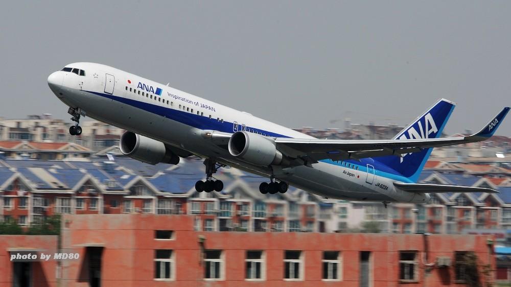 Re:[原创][DLC内场] DLC的大飞机 BOEING 767 JA623A 中国大连周水子国际机场
