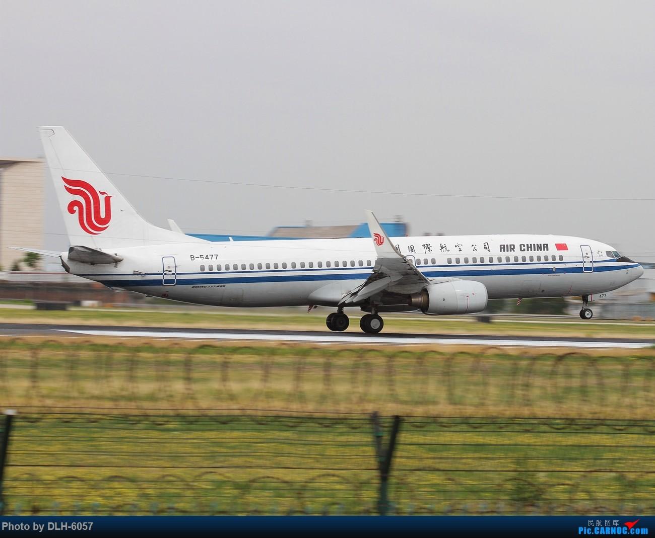 Re:[原创]15/5/6 Peking 01/18R BOEING 737-800 B-5477 中国北京首都国际机场