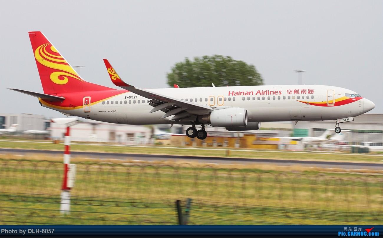 Re:[原创]15/5/6 Peking 01/18R BOEING 737-800 B-5521 中国北京首都国际机场