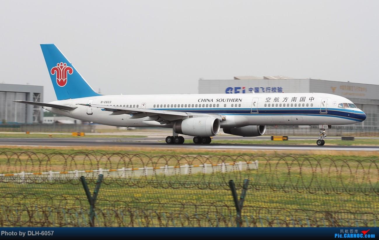 Re:[原创]15/5/6 Peking 01/18R BOEING 757-200 B-2823 中国北京首都国际机场