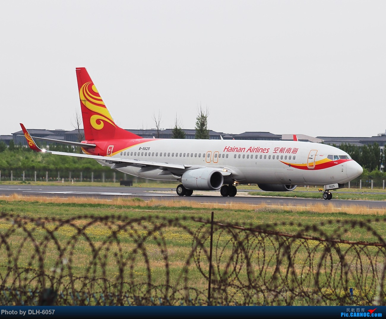 Re:[原创]15/5/6 Peking 01/18R BOEING 737-800 B-5625 中国北京首都国际机场