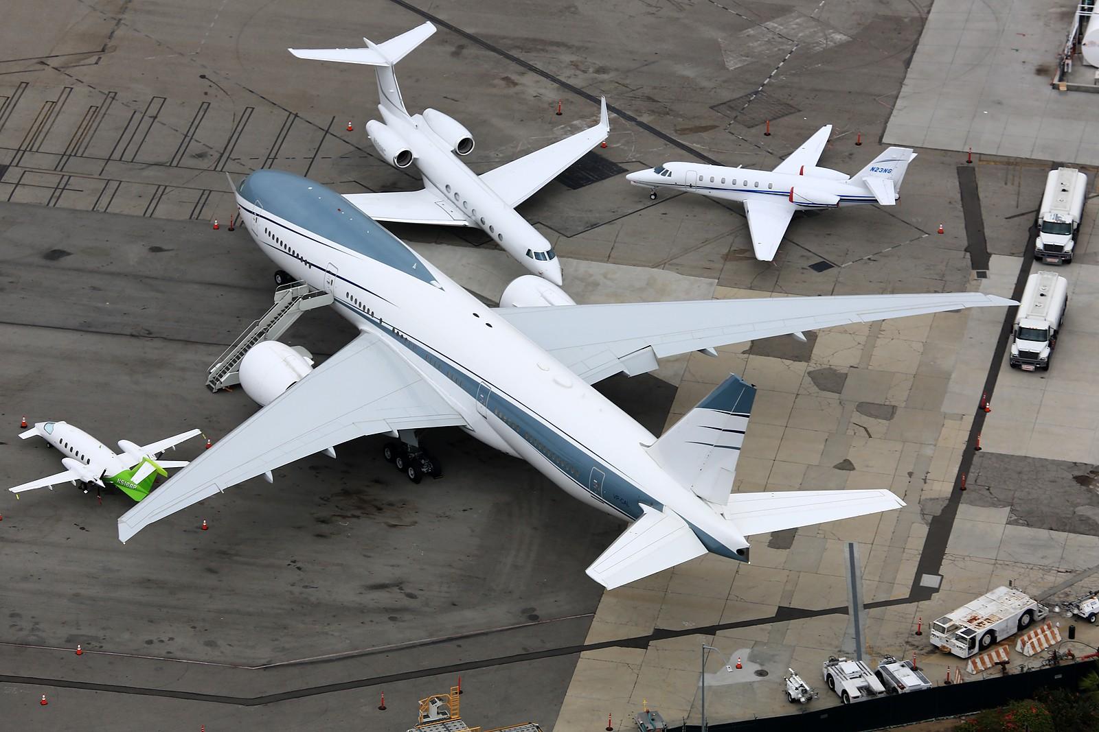 Re:[原创]【LAX】**********777级了,空对空&空对地部分777合集[1600*1067]********** BOEING 777-200LR VP-CAL 美国洛杉矶机场