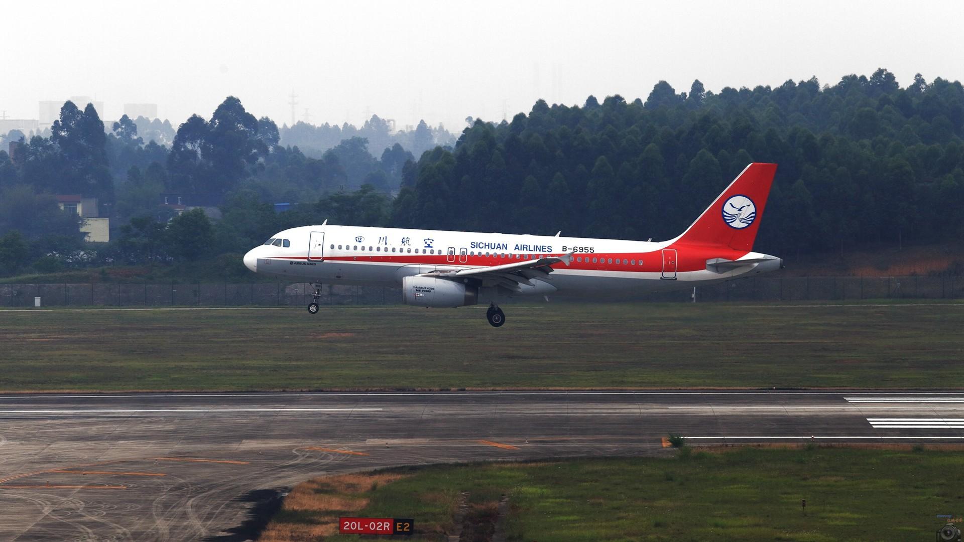 Re:[原创]重出江湖【CTU】2015.5.17打飞机 AIRBUS A320-200 B-6955 中国成都双流国际机场