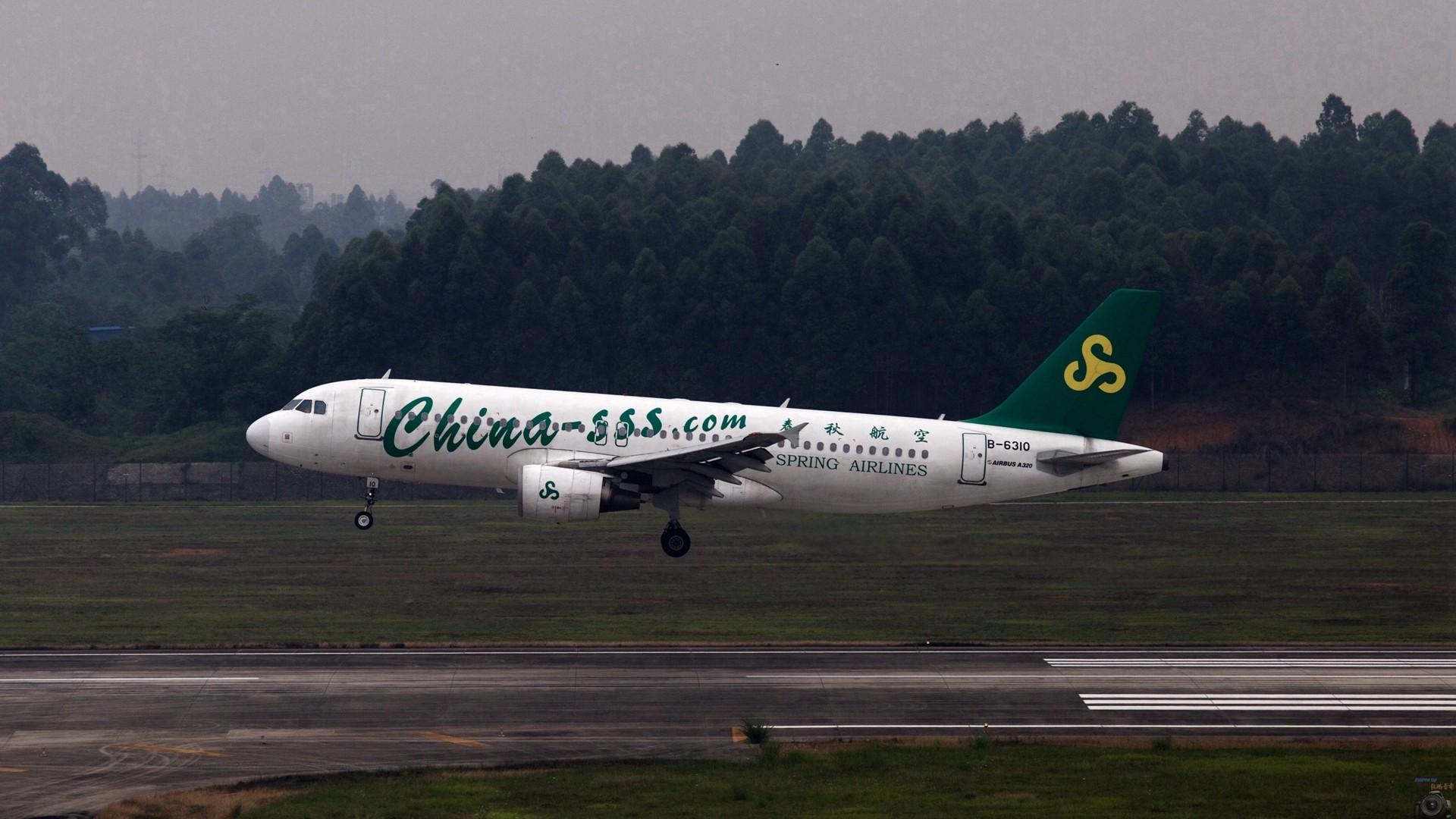 Re:[原创]重出江湖【CTU】2015.5.17打飞机 AIRBUS A320-200 B-6310 中国成都双流国际机场