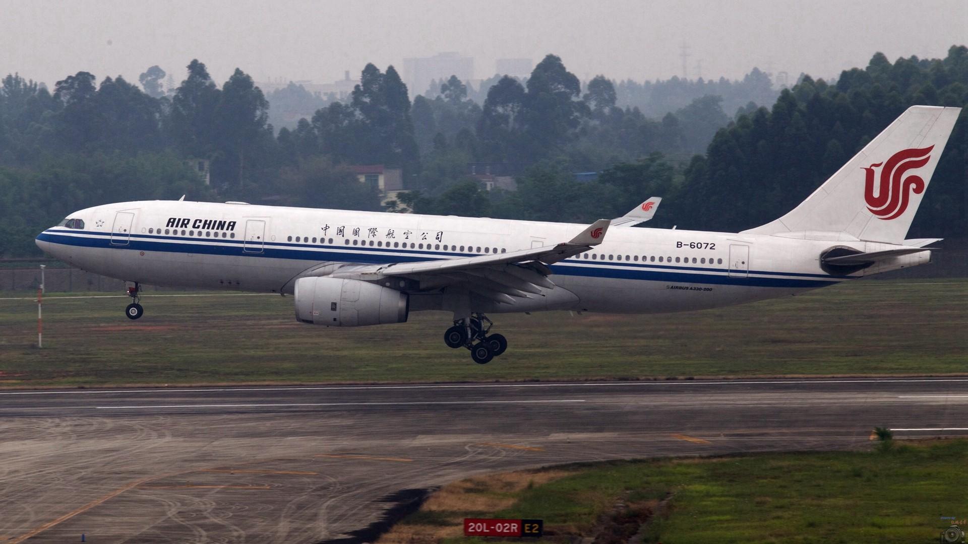 Re:[原创]重出江湖【CTU】2015.5.17打飞机 AIRBUS A330-200 B-6072 中国成都双流国际机场