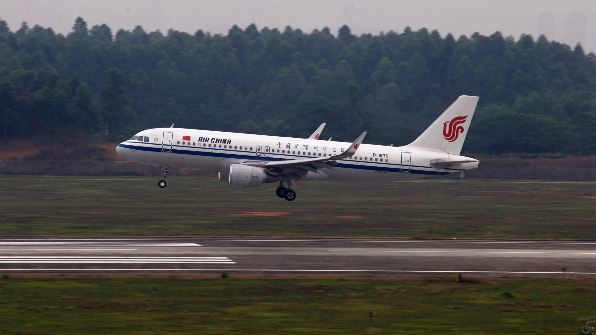 Re:[原创]重出江湖【CTU】2015.5.17打飞机 AIRBUS A320-200 B-1875 中国成都双流国际机场